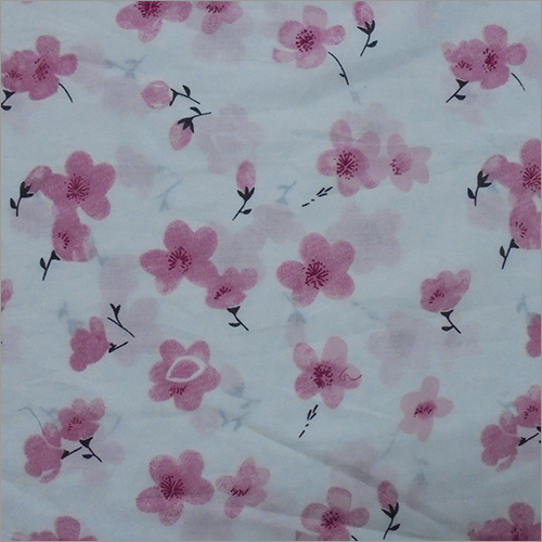 Glace Cotton Print Fabric
