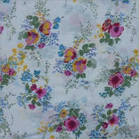 Woven Cotton Printed Fabric