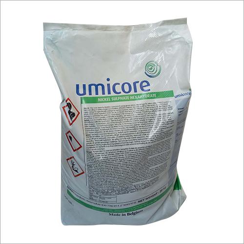 industrial Nickel Sulphate Hexahydrate