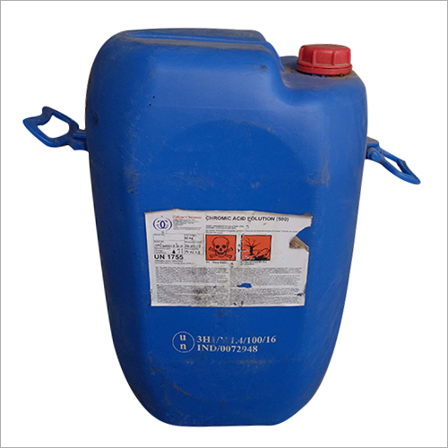industrial Chromic Acid Solution