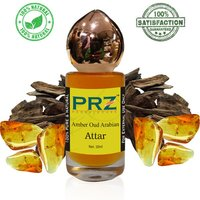 PRZ Amber Oud Arabian Attar Roll on For Unisex