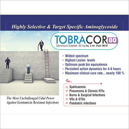 Tobracor 80 Injection