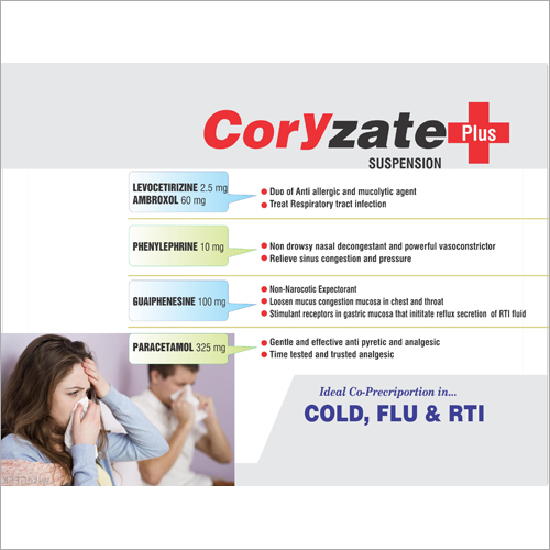 Coryzate Plus Suspension