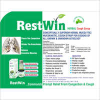 Restwin Herbal Cough Syrup
