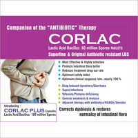 Corlac Antibiotic Tablet