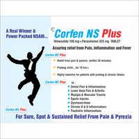 Nimesulide 100 mg Paracetamol 325 mg Tablet
