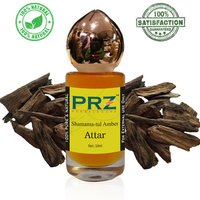 PRZ Shamama-tul Amber Attar Roll on For Unisex