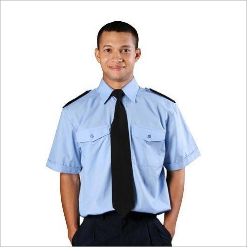 Formal Security Guard Uniform