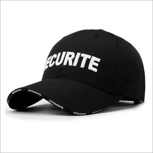 Security Bump Cap