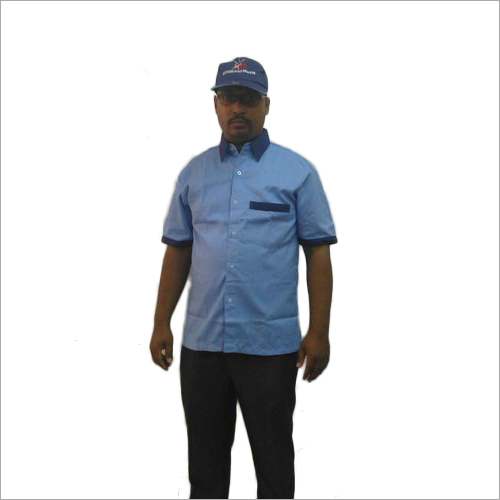Housekeeping Man Uniform
