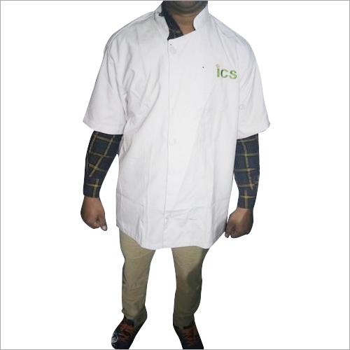 Half Sleeve Chef Coat