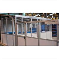 Aluminum Frame Glass Door