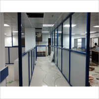 Aluminum Office Cabin Partition