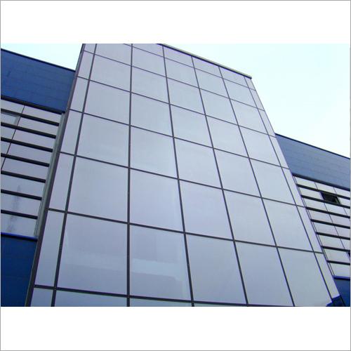 Aluminum building Structural Glazing