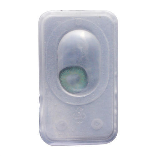 Any Day Contact Lens Green