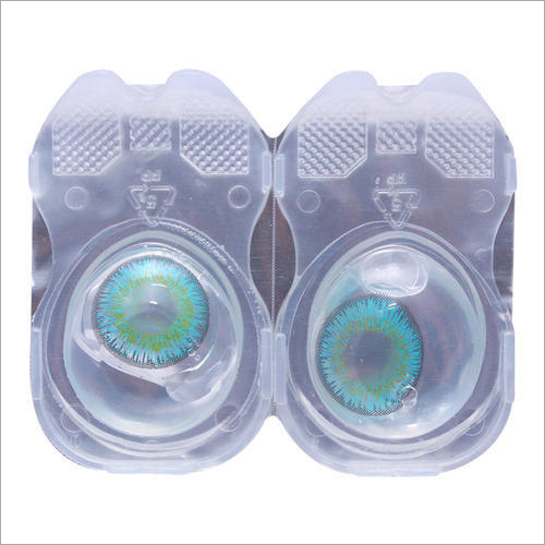 Daily Color Contact Lens Royal Aqua