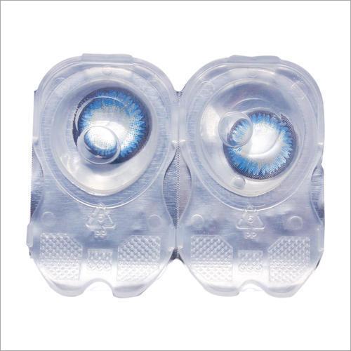Daily Color Contact Lens Sea Blue