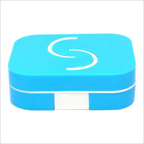 Lens Box Blue
