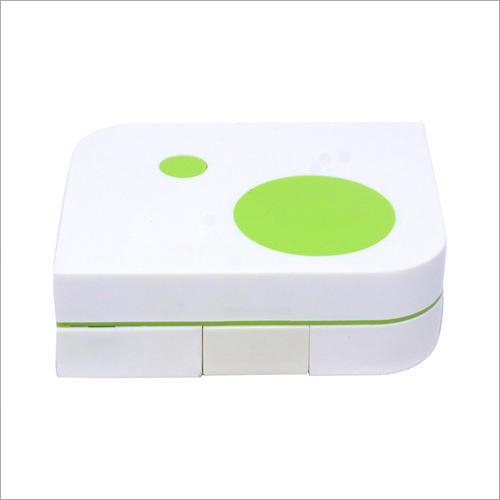 Lens Box Green