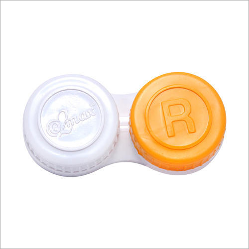 Lens Case Yellow