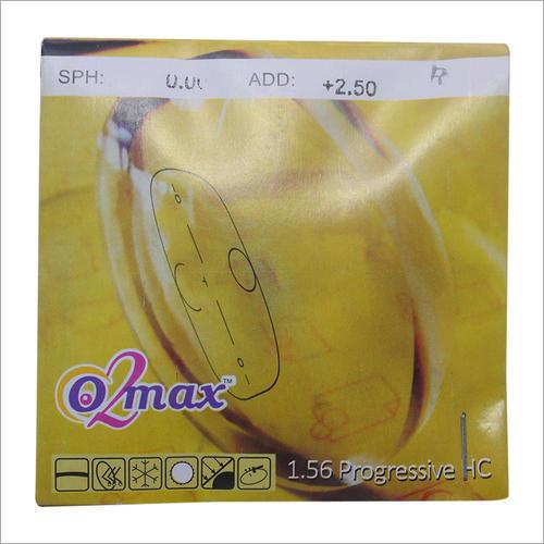 1.56 Progressive HC Lens