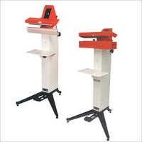 Foot Operated Hotbar Sealer