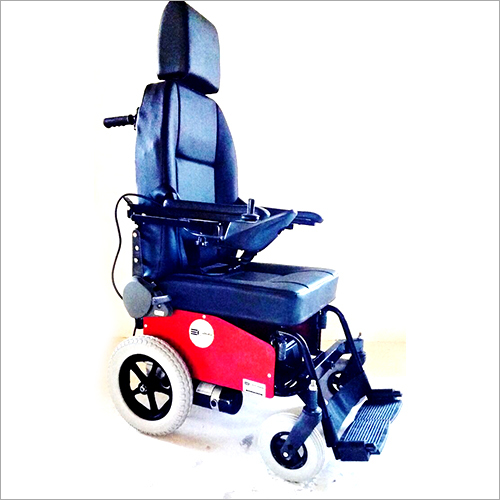 Deluxe Rear Wheel Drive Power Wheelchair