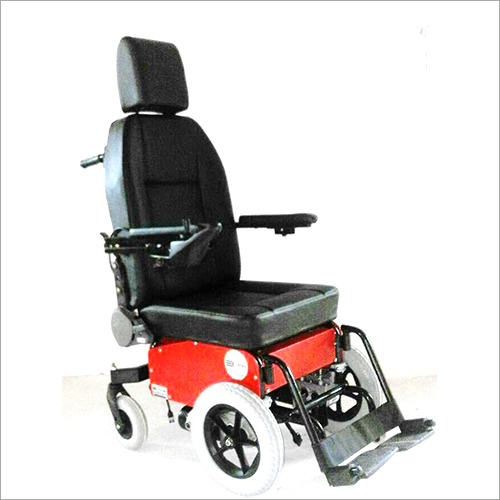 Deluxe Front Wheel Drive Power Wheelchair