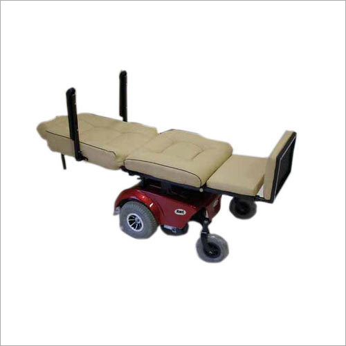 Deluxe Powered Bed Wheelchair