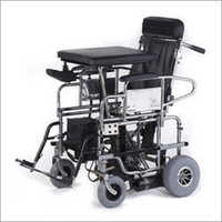Standard Seat up/down Powered Wheelchair