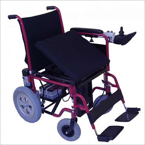 Powered Seat Lift Up Wheelchair