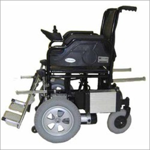Powered Wheelchair with Lithium Ion Battery