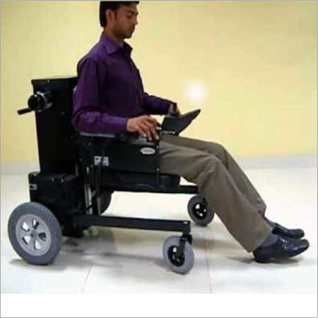 Ground Mobility Seat Up/Down Wheelchair