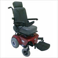 Deluxe Pediatric Powered Wheelchair