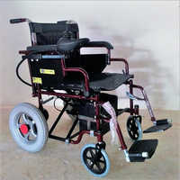 Standard Garuda foldable Powered Wheelchair