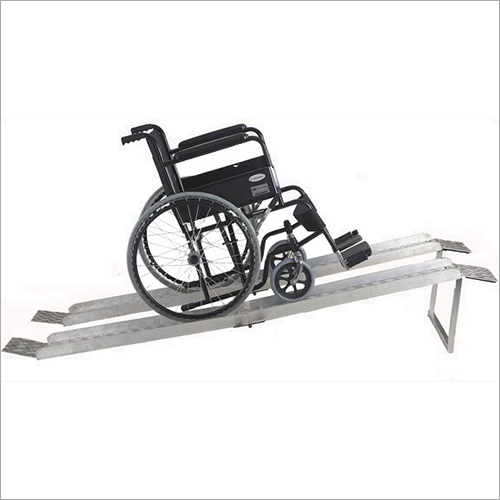 Aluminium Wheelchair Ramp