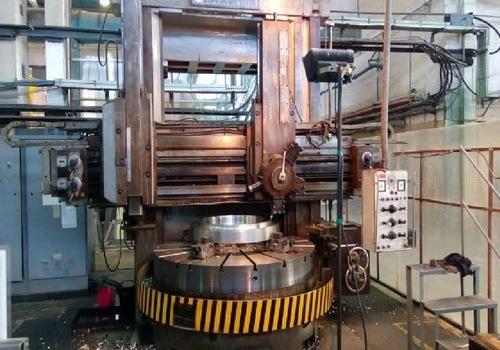 Vertical turret lathe SC-22