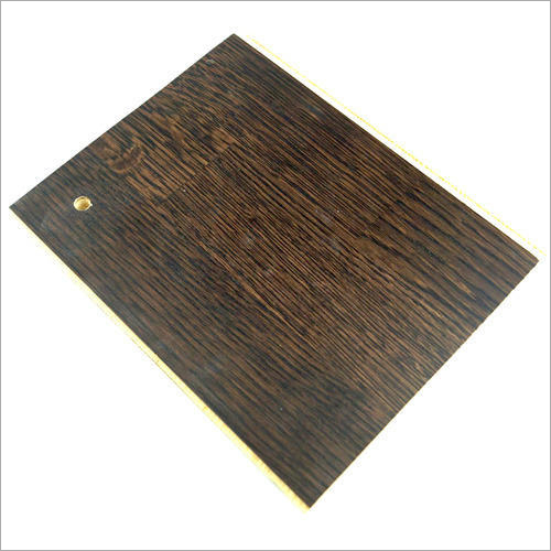 Engineered Dark Wenge Floor