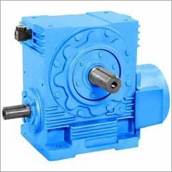 Worm Reduction Gear Box