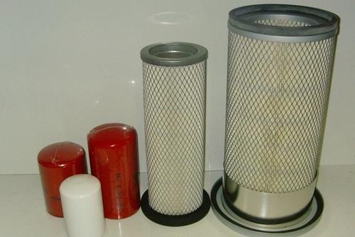 Komatsu Volvo filters