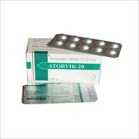 ATORVIK-20 TABLETS