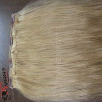 Clip In Hair Extensions Remy Human Hair