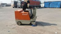 Battery Operated Automatic Sweeping Machine