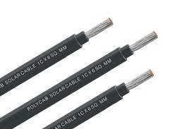 Solar AC & DC Cables