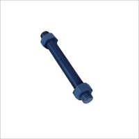 PTFE Blue Cadmium Plated Stud Bolt