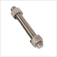 Zinc Plated Cadmium Plated Stud Bolt