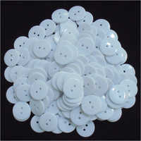 Chalk Polyster Buttons