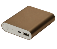 10400 Gold Power Bank