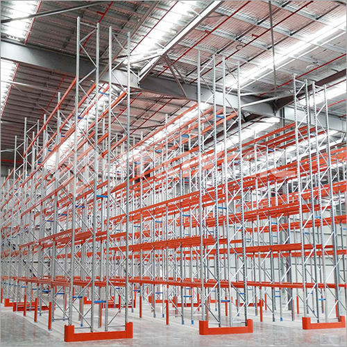 Superlock Pallet Racking System
