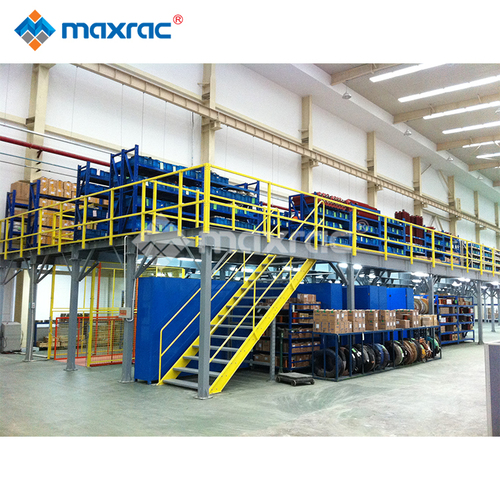 Warehouse Storage Racking Mezzanine